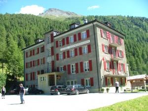 Hôtel Schwarzhorn